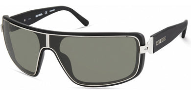 Harley Davidson MATTE BLACK/GREEN Injected Sunglasses