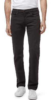 J Brand CHARCOAL Kane Slim Straight Fit Jeans, US 32 REG