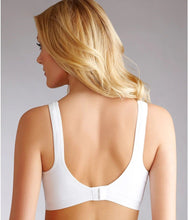 Load image into Gallery viewer, BALI White Comfort Revolution ComfortFlex Fit Wirefree Bra, US Large, NWOT