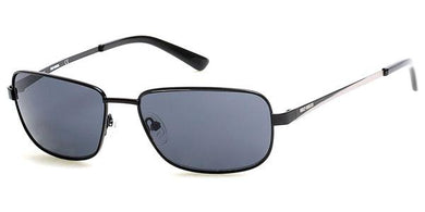 Harley Davidson HD0909X BLACK Metal Sunglasses