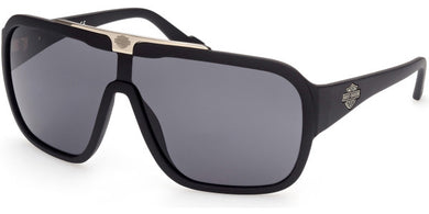 Harley Davidson HD0948X MATTE BLACK Injected Sunglasses