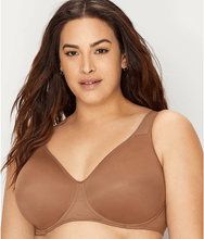 Load image into Gallery viewer, Anita DEEP TAUPE Rosa Faia Twin Seamless Comfort Bra, US 38F, UK 38E - racks-op