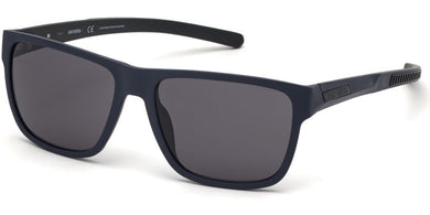 Harley Davidson BLACK Injected Sunglasses