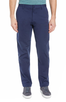 Rhone NAVY Commuter Premium FlexKnit Stretch Fabric Straight Leg Pants, US 29