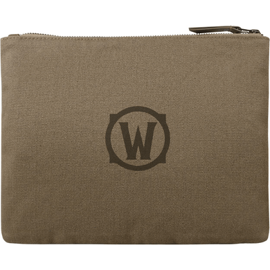 Musterbrand BROWN World of Warcraft Pencil Case Secrecy, US ONE