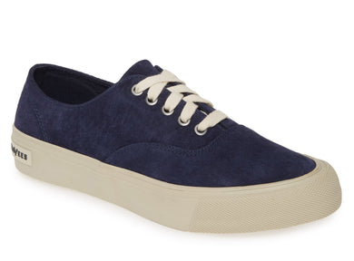 SeaVees NAVY Legend X Lace up Sneakers, US 9.5 D