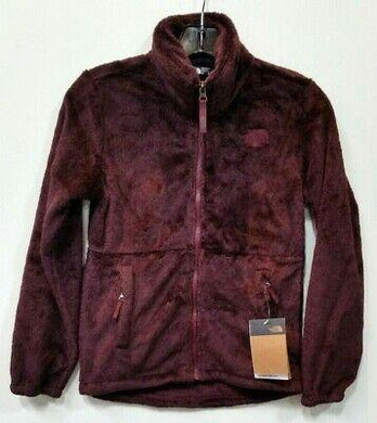 The North Face Girls' Osolita Jacket, Maroon, XS