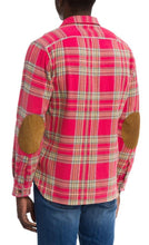 Load image into Gallery viewer, Ralph Lauren Men's Red Plaid Flannel Shirt, Large