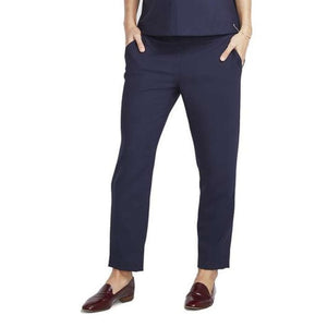 Hatch NAVY Maternity The Beckett Trouser, Size 0
