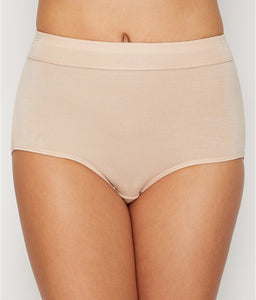 Bali PARIS NUDE Comfort Incredibly Soft Brief Panty, US 3X/10