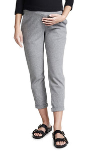 Hatch GREY Maternity The Relaxed Trouser, Size 0