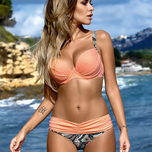 The Swimsuit  - Pink Pineapple Swimwear