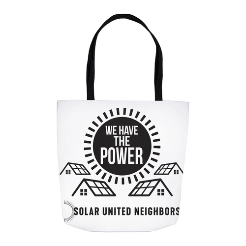 We Have the Power Tote Bag