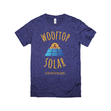Load image into Gallery viewer, Wooftop Solar T-Shirt (Golden Retriever)