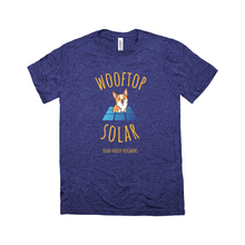 Load image into Gallery viewer, Wooftop Solar T-Shirt (Corgie)