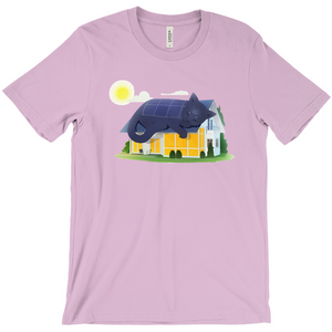 Solar is the Cat's Meow T-Shirt