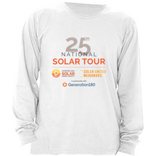 Load image into Gallery viewer, National Solar Tour Long Sleeve Shirt