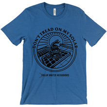 Load image into Gallery viewer, Don't Tread On My Solar T-Shirt