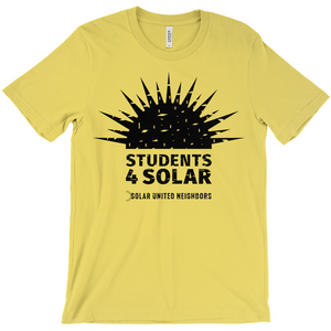 Students 4 Solar  T-Shirts