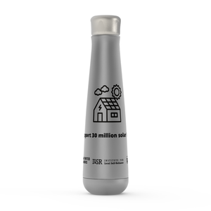 30 Million Solar Homes Water Bottle
