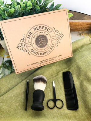 Mr. Perfect Grooming Set
