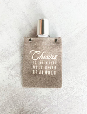 Cheers Flask