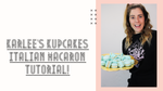 Macaron Tutorial VIDEO