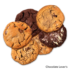 Chocolate Lover's Assorted Cookies