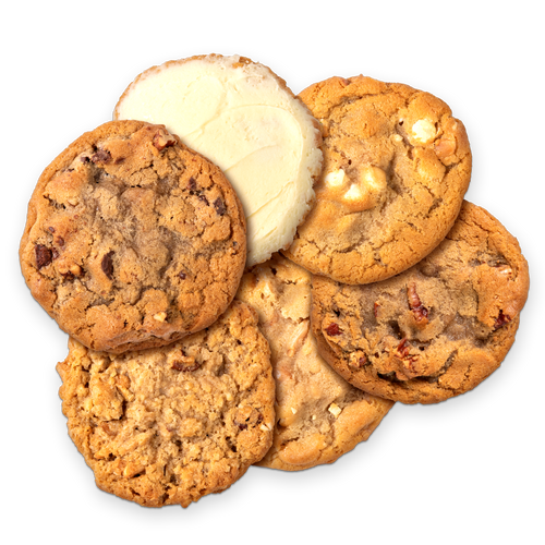 Nutty Cookie Assortment