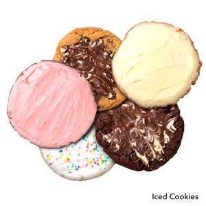 Iced Cookies assortment