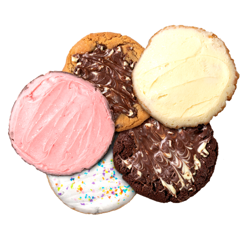 Iced Cookie Assortment