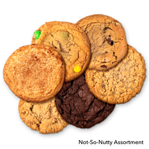Not-So-Nutty Cookie Assortment