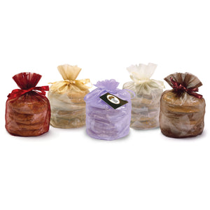 Cookies in Organza Bags