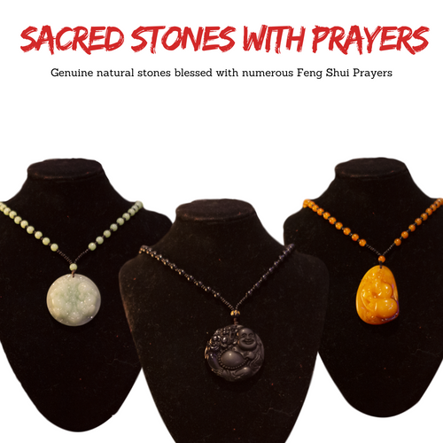 Sacred Prayer Stones
