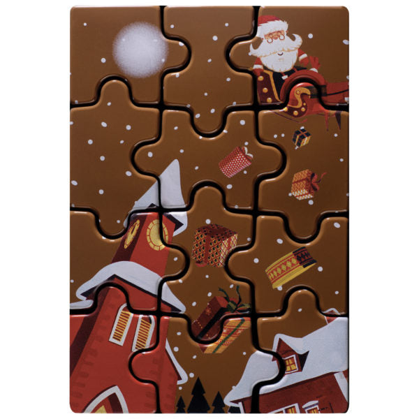 Holiday - Milk Chocolate Puzzle