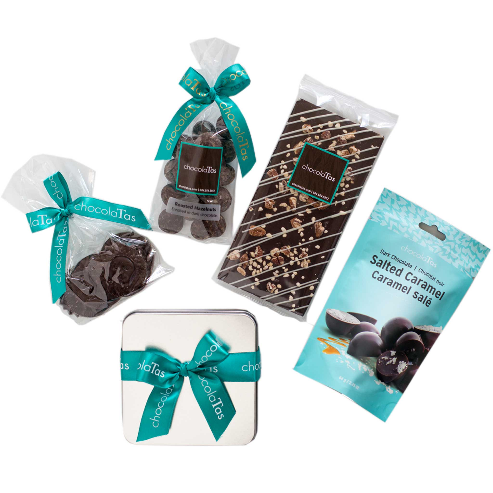 Hostess Gift Set - Dark