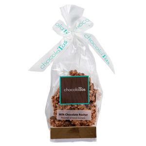 Milk Chocolate Almond Clusters
