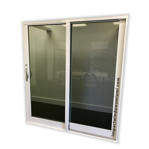 Sliding Glass Impact Doors