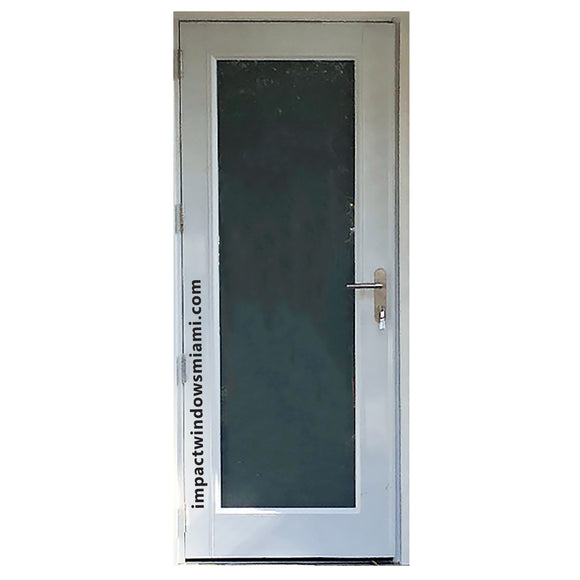French Impact Doors