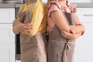 Aprons & Apparel-Little Risers