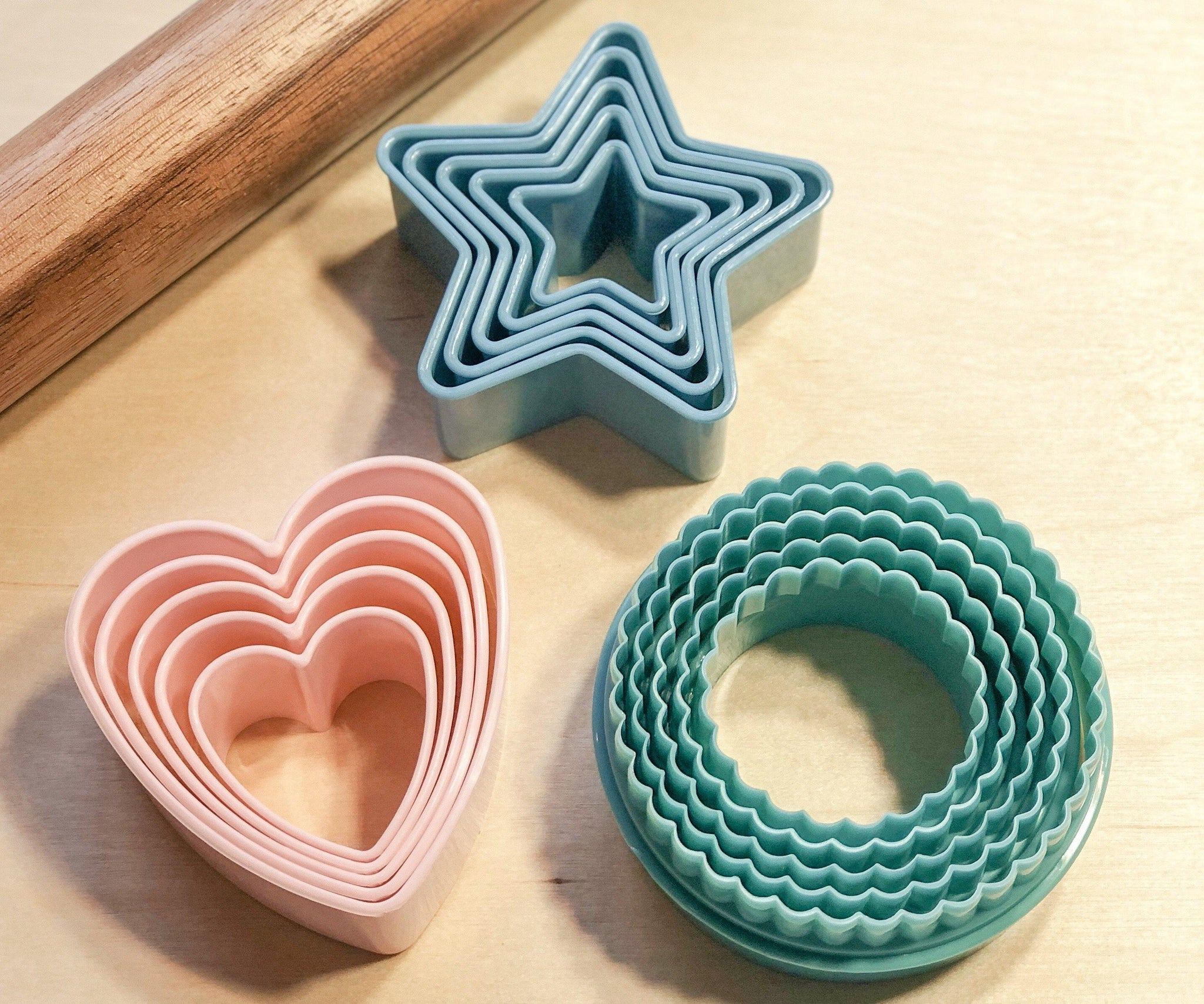 Cookie Cutters-Food Preperation-LittleRisers