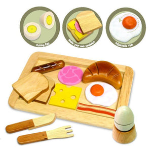 Breakfast Set-Role Play-I'm Toy