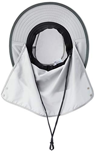 Coolibar UPF 50+ Women's Men's Convertible Boating Hat
