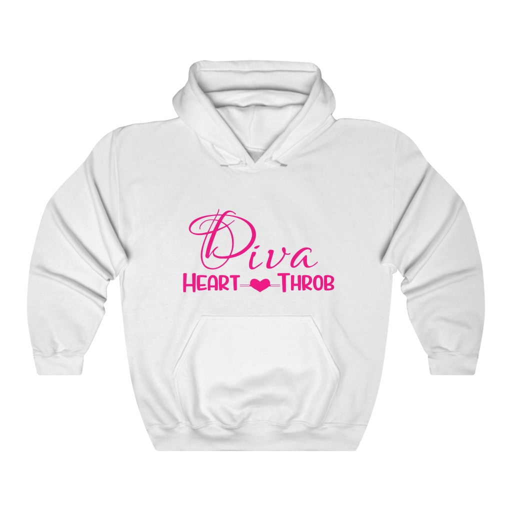 Heart Throb Hooded Sweatshirt (More colors Available)