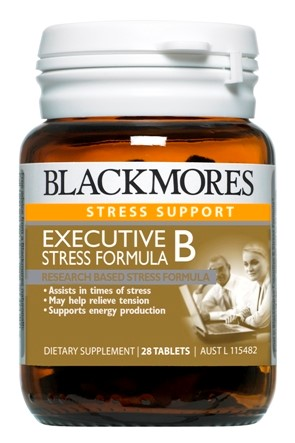 Blackmore Executive B Stress
