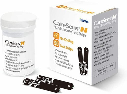 CareSens N Test Strips 50s