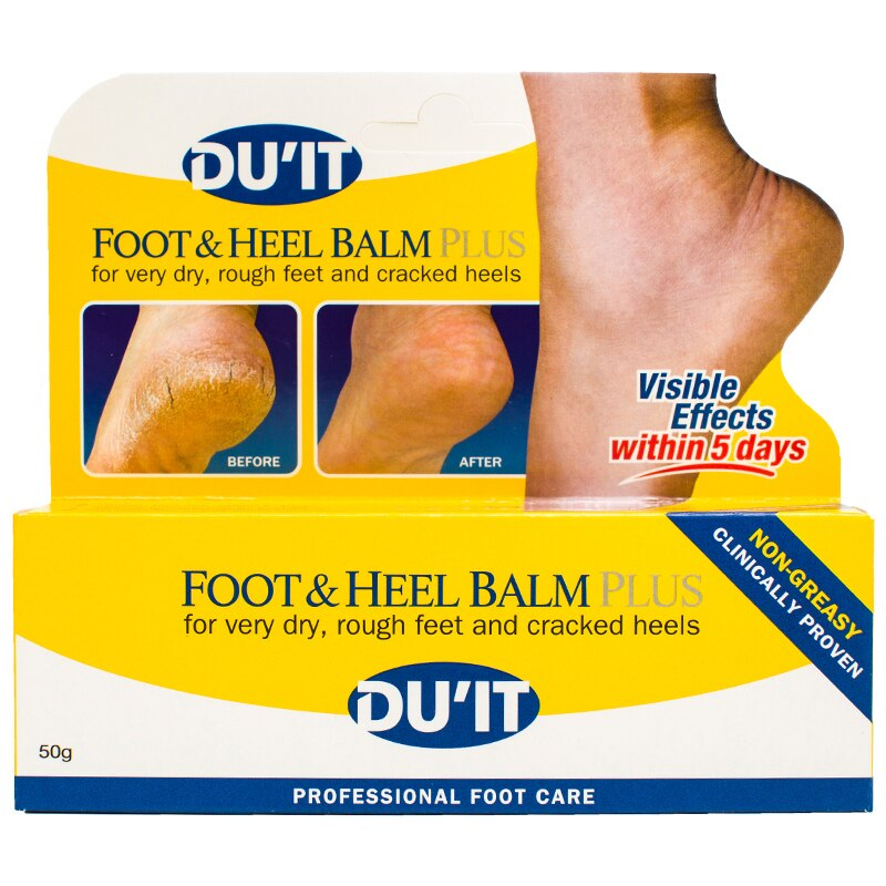 DU'IT Foot & Heel Balm Plus Cream
