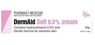 EGO Derm-Aid Soft Cream 0.5% 30g