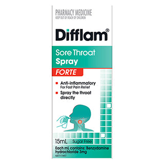 Difflam Forte Throat Spray