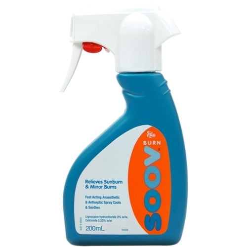 Ego Soov Burn Spray